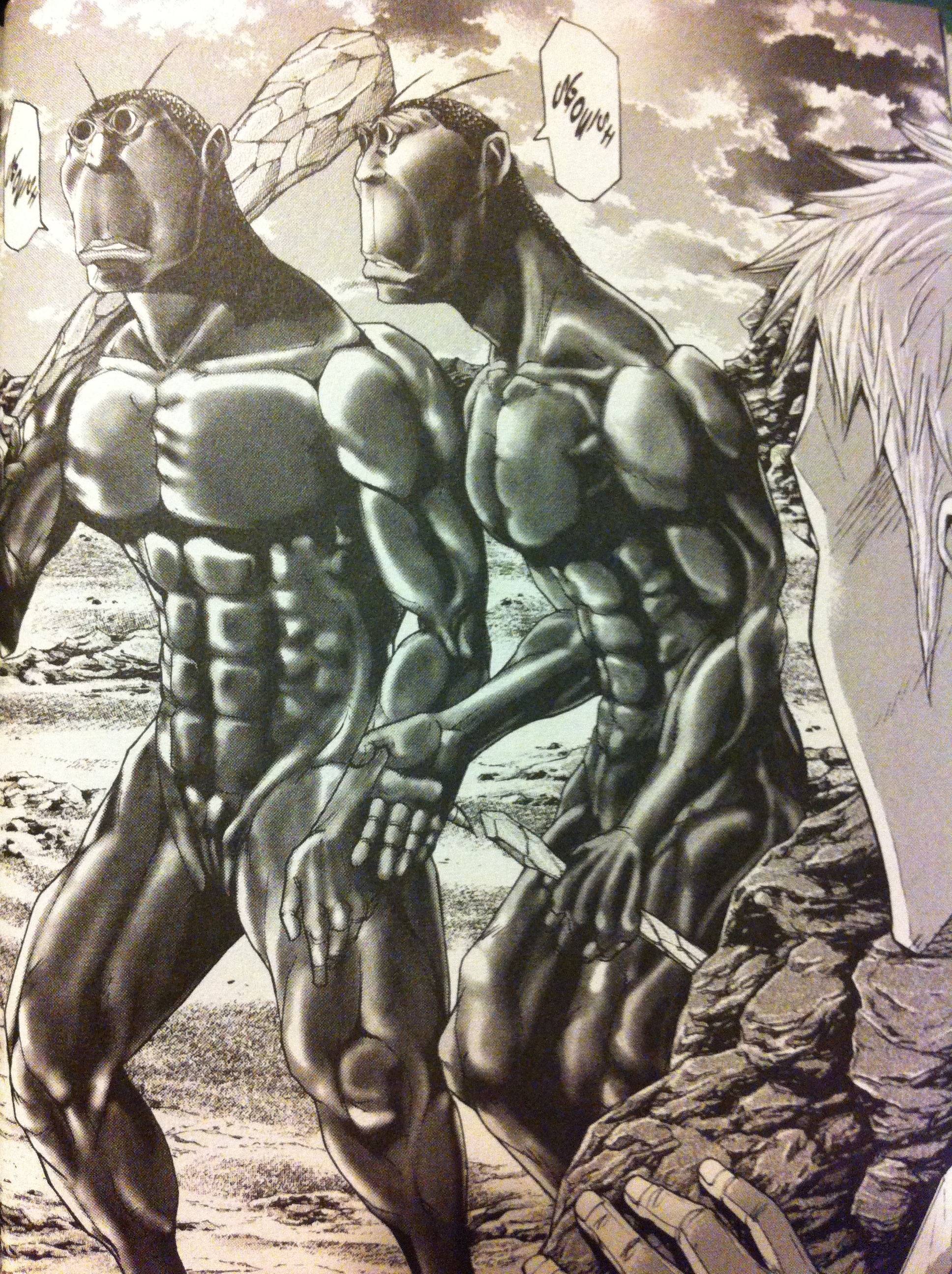 terra formars un manga qui donne le cafard. Black Bedroom Furniture Sets. Home Design Ideas