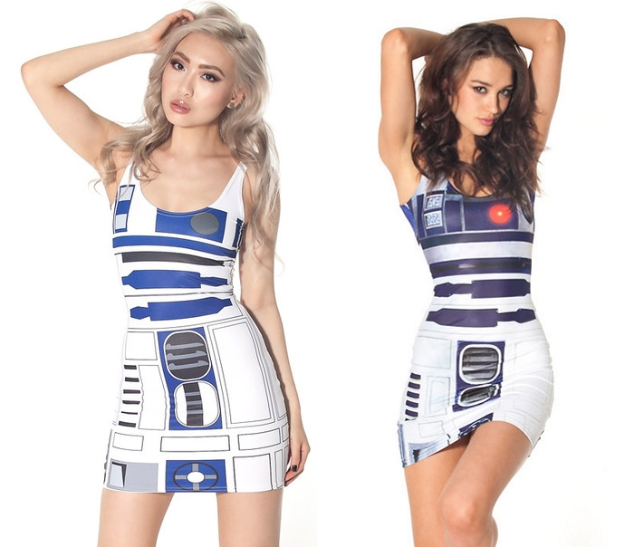 R2D2-Black-Milk-Dress
