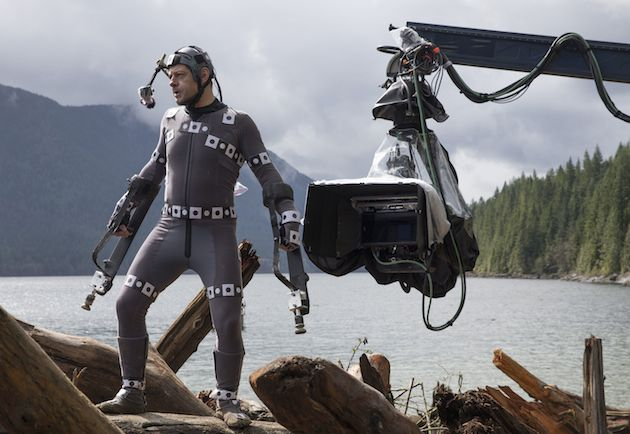 Caesar-portrayed-by-Andy-Serkis-in-performance-capture-suit-is-the-leader-of-the-ape-nation-in-DAWN-OF-THE-PLANET-OF-THE-APES.-Photo-credit-David-James.