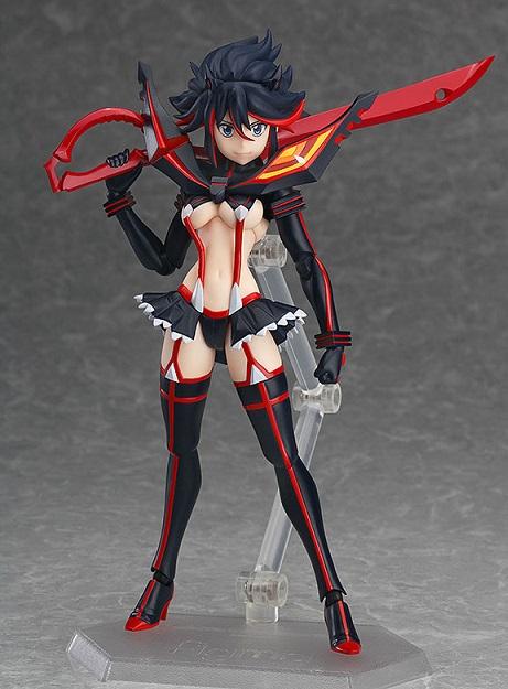 figma_-_Kill_la_Kill_Ryuko_Matoi_figurine_suzukaze_max_factory1