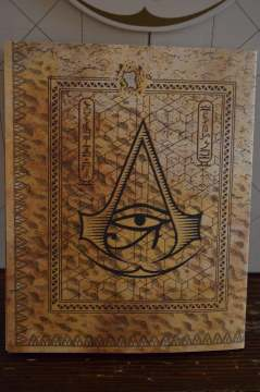 Sky The Pouik Pouik Assassin's Creed Origins Collector Unboxing (18)