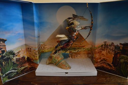 Sky The Pouik Pouik Assassin's Creed Origins Collector Unboxing (23)
