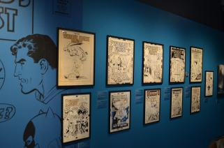 Expo DC Comics Paris Musee Art Ludique Sky The Pouik Pouik (12)