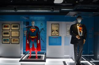 Expo DC Comics Paris Musee Art Ludique Sky The Pouik Pouik (2)