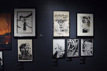 Expo DC Comics Paris Musee Art Ludique Sky The Pouik Pouik (33)