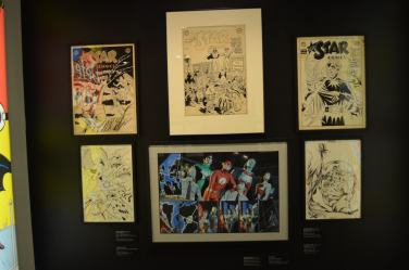 Expo DC Comics Paris Musee Art Ludique Sky The Pouik Pouik (45)