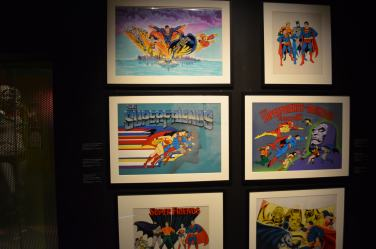 Expo DC Comics Paris Musee Art Ludique Sky The Pouik Pouik (46)