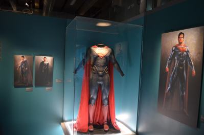Expo DC Comics Paris Musee Art Ludique Sky The Pouik Pouik (7)